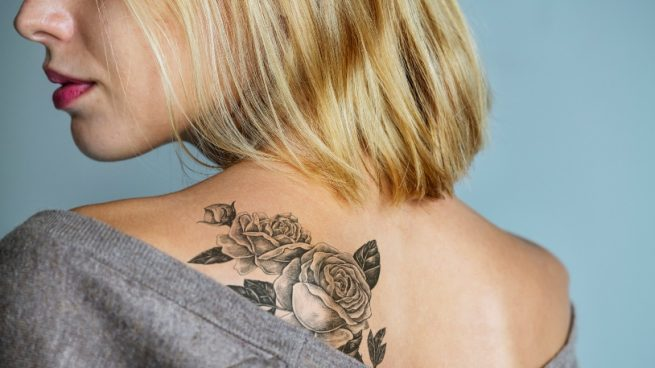 ¿Cómo borrar tatuajes?