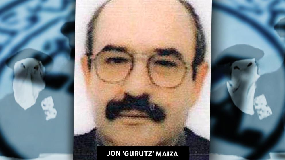 Jon 'Gurutz' Maiza, el jefe de ETA al que Bildu quiere convertir en el nuevo Bolinaga
