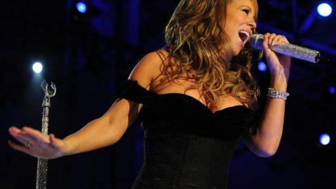 La canción de Navidad de Mariah Carey, en el libro de los Guinness