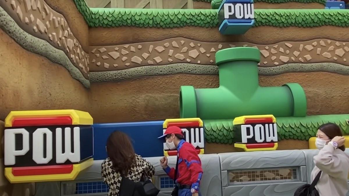 Parque Super Mario