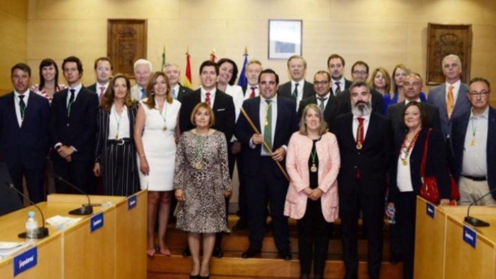 Equipo de Gobierno del Ayuntamiento de Boadilla del Monte (PP).