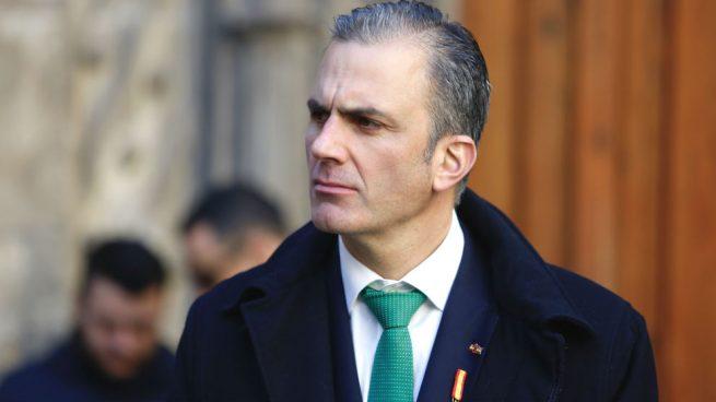 Javier Ortega Smith Vox