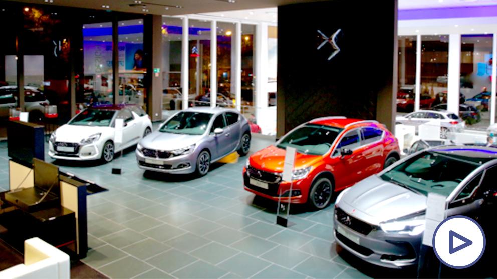 Matriculaciones de coches (Foto: Faconauto)