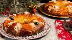 El roscón de Reyes es una de las tradiciones más típicas de estas fiestas