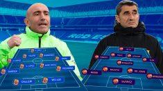 Espanyol y Barcelona se enfrentan este sábado en Cornellá.