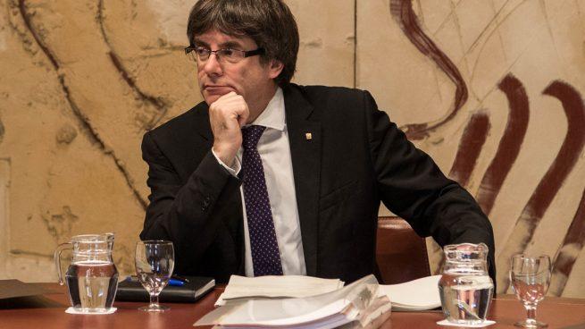 Carles Puigdemont @Getty