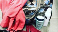 Un completo kit de higiene es básico para ir al gimnasio