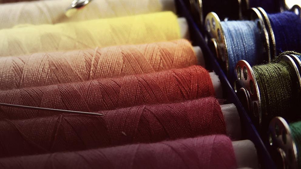 Sector textil bajo mínimos