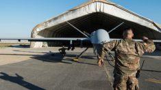 Un MQ-9 Reaper como el que liquidó al general Soleimani y que acaba de recibir España.