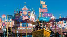Disneyland es uno de los mejores lugares a los que se puede viajar en Reyes