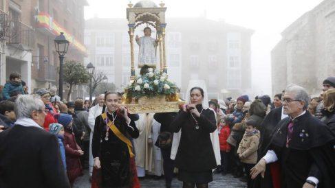 Las fiestas del Bautizo del Niño tienen mucho prestigio y reconocimiento en Palencia
