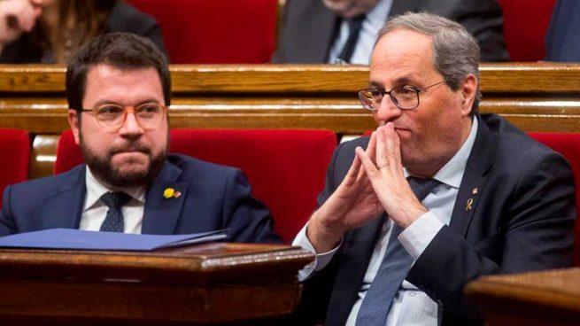Pere Aragonés Generalitat