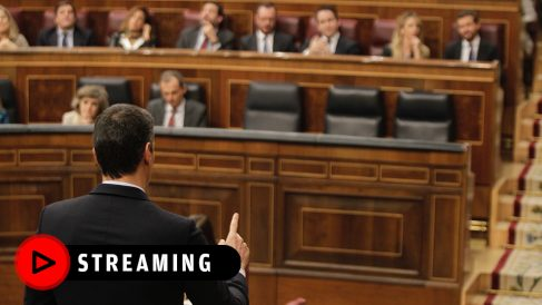 Debate para la investidura de Pedro Sánchez