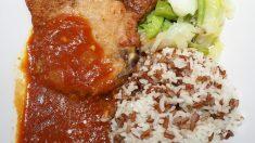 Receta de Chuletas de cerdo en salsa de coca cola