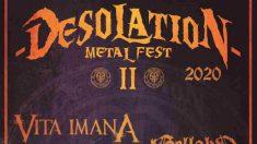 Los metaleros tienen una cita muy interesante en Pamplona el próximo fin de semana