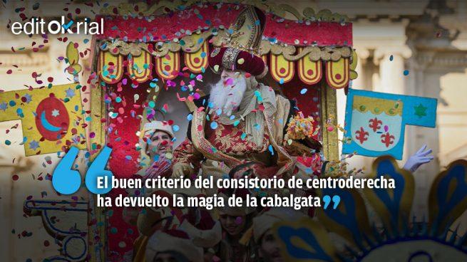 Almeida devuelve la magia a los niños de Madrid