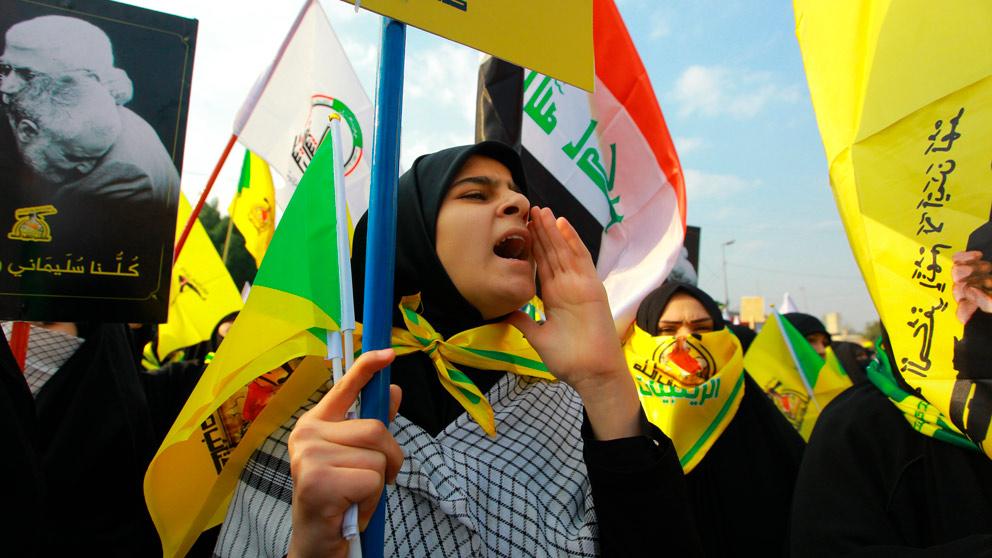 La Cámara de Representantes del Parlamento iraquí ha aprobado una moción que exige la expulsión de las fuerzas militares estadounidenses de Irak, según ha informado la agencia de noticias iraquí NINA. Foto: EP
