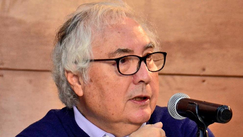 Manuel Castells en una reciente imagen.