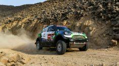 El lituano Zala ganó la primera etapa, con Sainz tercero y Alonso undécimo. (Foto: Rally Dakar)