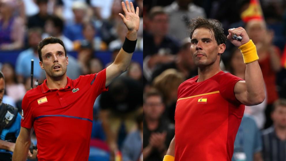 Nadal – De Miñaur: Semifinales de la ATP Cup 2020, en directo