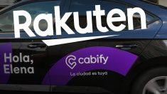 Cabify y Rakuten
