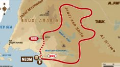 Etapa 3 del Rally Dakar 2020, hoy martes 7 de enero