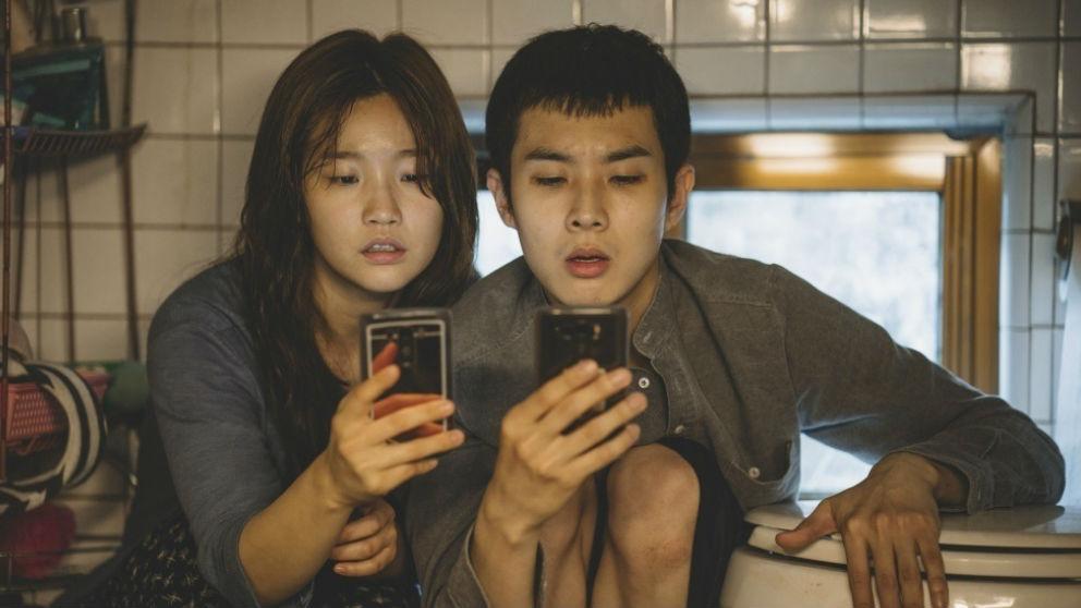 Imagen de la película 'Parasites' de Bong Joon Ho. (Ep)