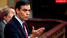 Investidura Pedro Sánchez: Última hora de la votación en el debate del Congreso, en directo