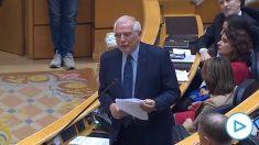 Cuando Borrell recordaba el vínculo de Bildu con ETA.