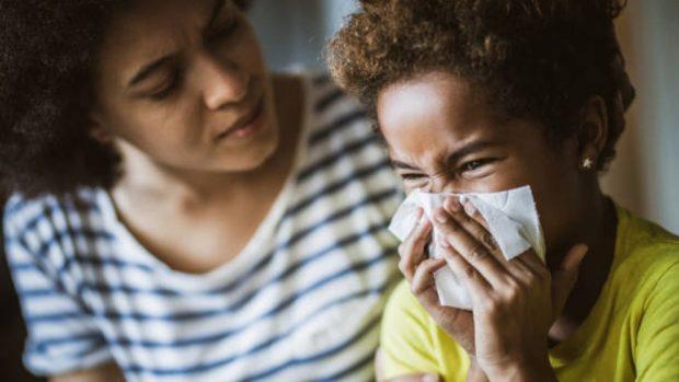 Cómo enseñar a los niños a prevenir los resfriados
