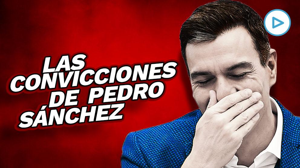 El presidente de las 'fake news': vídeo con todas las promesas incumplidas de Sánchez para ser investido