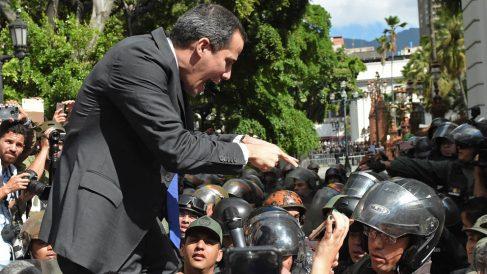 Juan Guaidó (Foto: AFP)