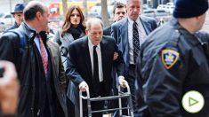 El ex productor de Hollywood Harvey Weinstein. Foto: EP