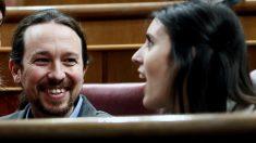 Irene Montero seguirá siendo la 'número dos' de Podemos.