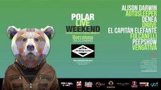 El Polar Live Weekend es uno de los festivales itinerantes de nuestro país