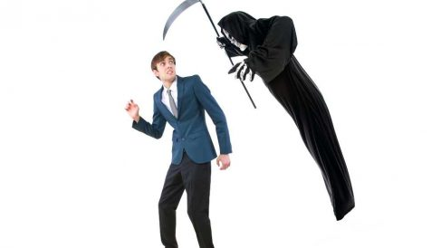 Tips para afrontar el miedo a la muerte