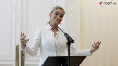 Cristina Cifuentes reacciona ante su posible participación en Supervivientes 2020
