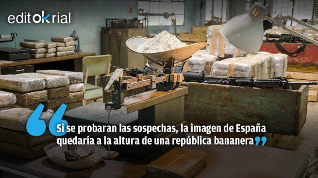 ¿Qué hará Sánchez si se confirma que Podemos recibió dinero de Evo Morales?
