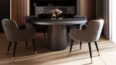La comodidad de las sillas del comedor es imprescindible, y hay otros aspectos que también