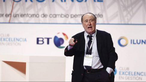 José María Gay de Liébana, economista. Fuente: EuropaPress.