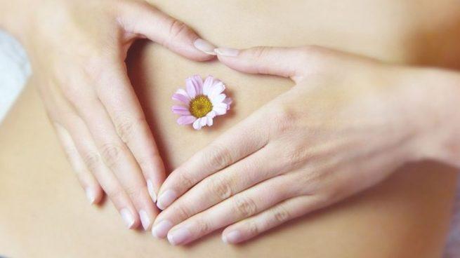 En este periodo de tiempo, se empiezan a nota cambios en el cuerpo de la mujer.