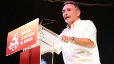 Enrique Santiago, secretario general del PCE y diputado de Podemos. (Foto: PCE)
