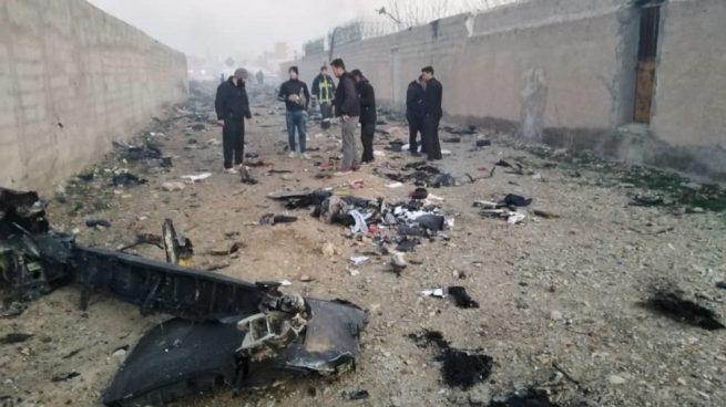 Irán presume de transparencia en el derribo del avión ucraniano: «Sólo tardamos 3 días en admitirlo»