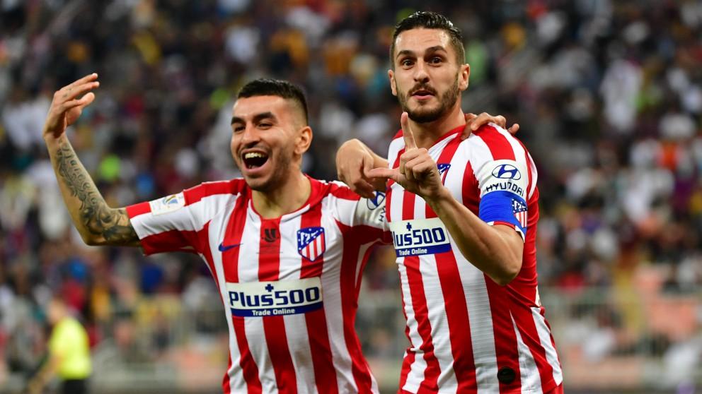 Atlético de Madrid – Granada: Partido de Liga Santander, en directo