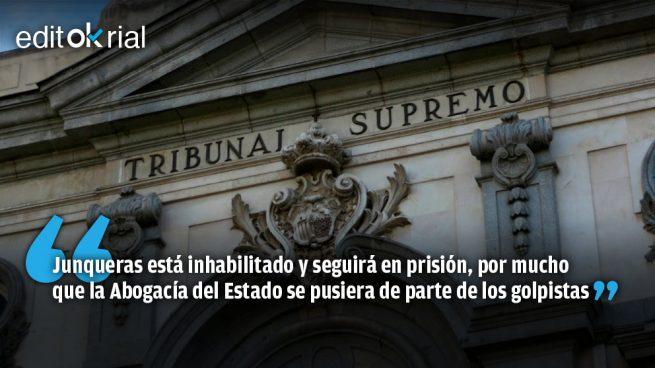 Bofetón del Supremo a la Abogacía de Sánchez