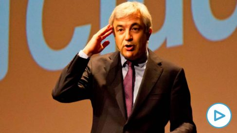 Luis Garicano, coordinador del programa económico de Ciudadanos.
