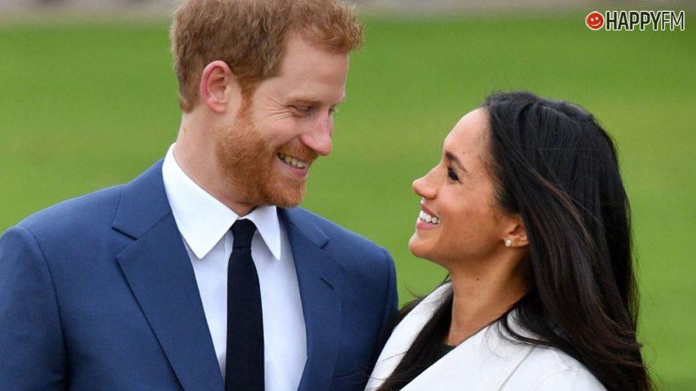 Meghan Markle y el príncipe Harry renuncian a la realeza