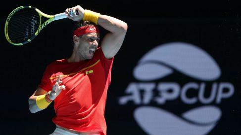 Nadal – Goffin: Hora y dónde ver el partido de la ATP Cup 2020 en directo por TV