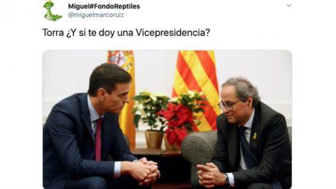 Los mejores memes sobre las cuatro vicepresidencias del Gobierno socialcomunista.