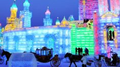 ¿Cómo es el Festival de Hielo de China